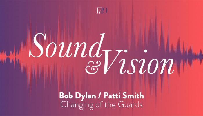 Komplementer. Bob Dylan / Patti Smith