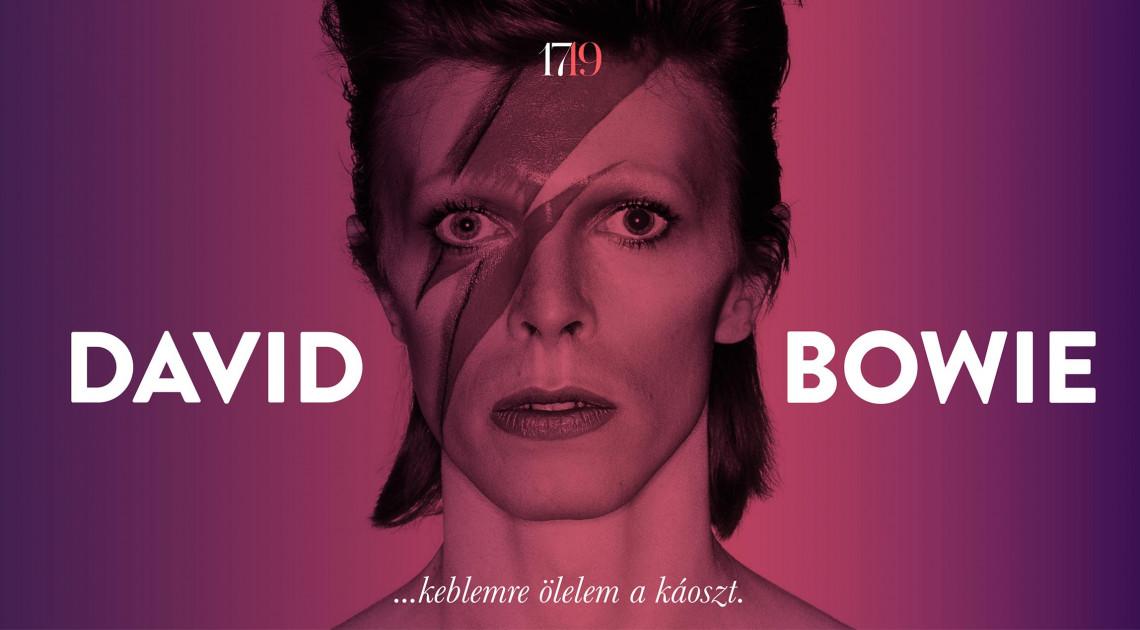 """""""...keblemre ölelem a káoszt."""" (Interjú David Bowie-val)"""