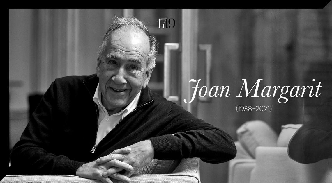 Meghalt a Cervantes-díjas Joan Margarit