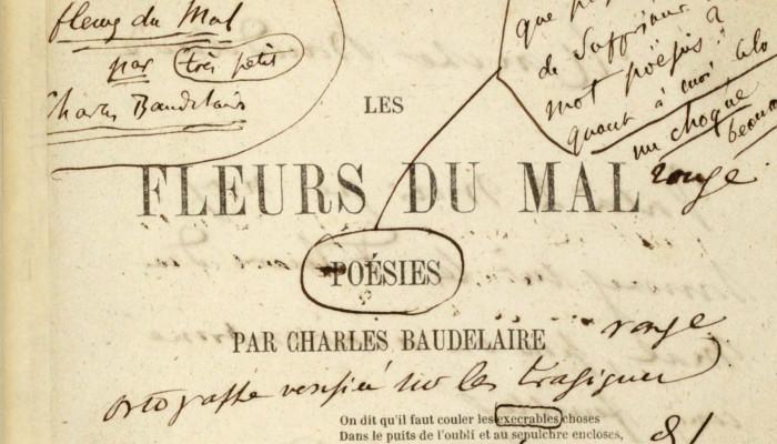 Költő a vádlottak padján - Charles Baudelaire a bíróság előtt