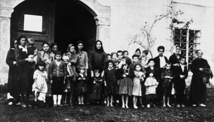 Diana Budisavljević: Az ógradiskai gyerekkórház
