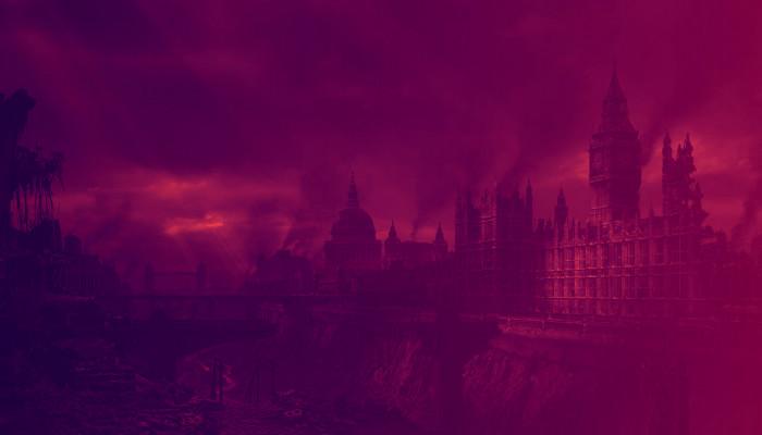 A disztópiák földje – avagy mitől félnek az angolok?