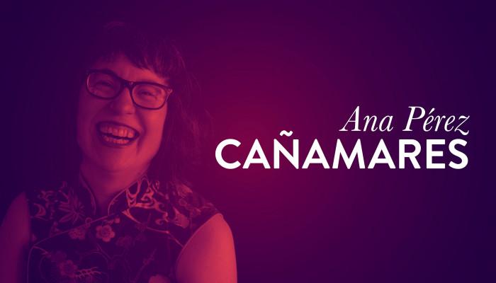 """,,Magamról írok, / mert bárki vagyok"""" (Interjú Ana Pérez Cañamaresszel)"""