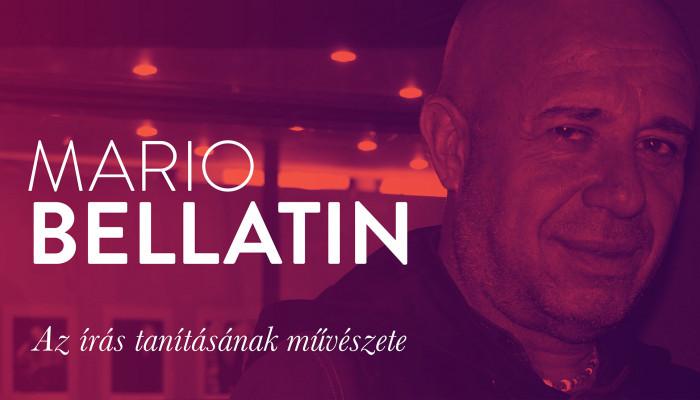Mario Bellatin: Az írás tanításának művészete