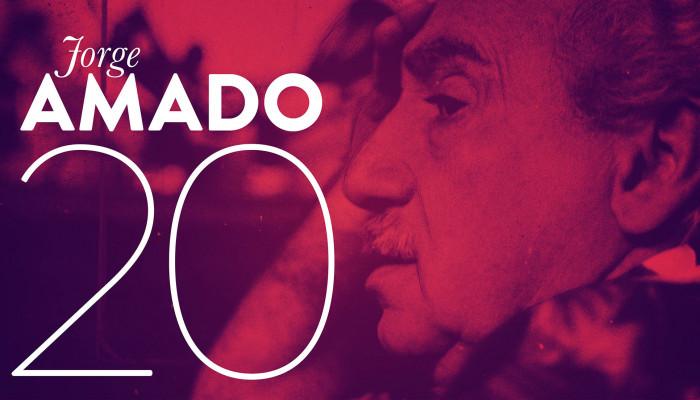 A nagy brazil mesélő emlékére (Jorge Amado 20)