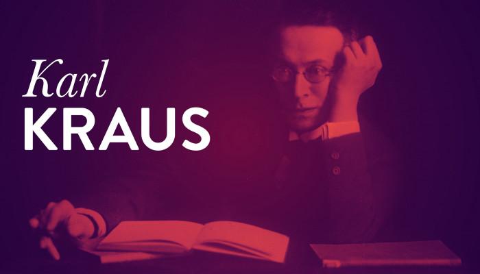 Karl Kraus: Aforizmák, glosszák