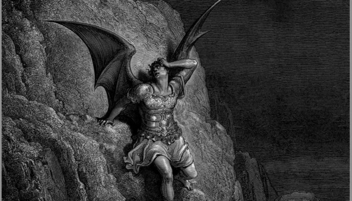 John Milton: Elveszett Paradicsom