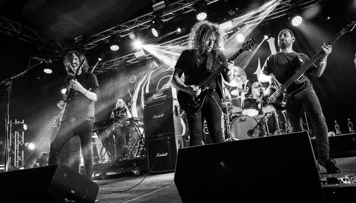 Roberto Bolaño / Opeth