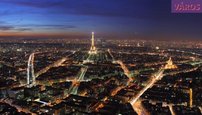 """""""Párizsnak sosincs vége"""" (Egy mitikus-sztereotíp városkép kialakulása a húszas években)"""