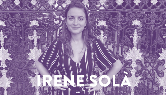 """""""A természet kegyetlenül optimista"""" (interjú Irene Solàval)"""