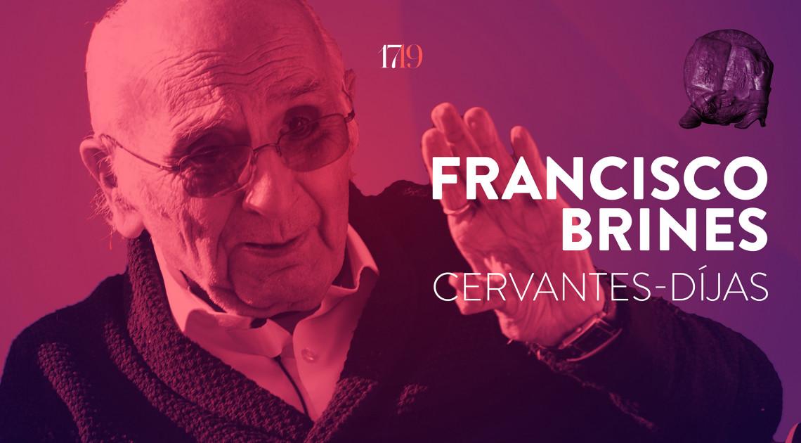 Francisco Brines Cervantes-díjas