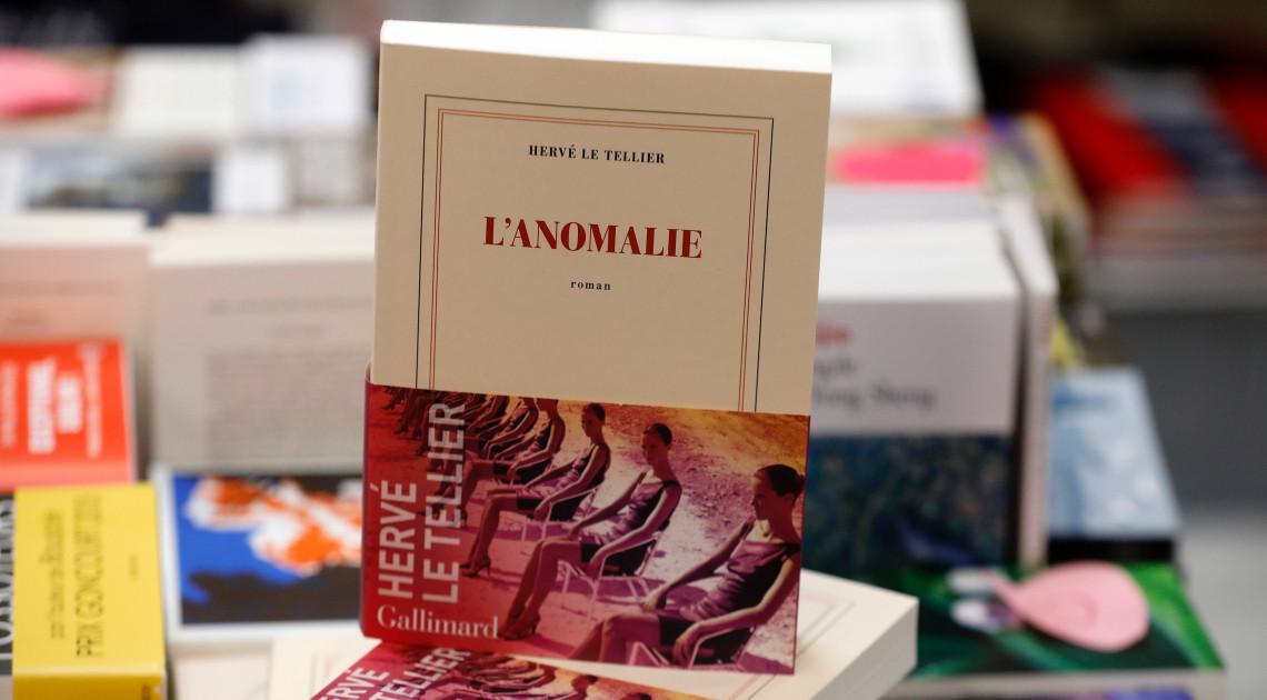 Hervé Le Tellier Anomáliája nyerte a Goncourt-díjat