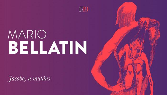 Mario Bellatin: Jacobo, a mutáns